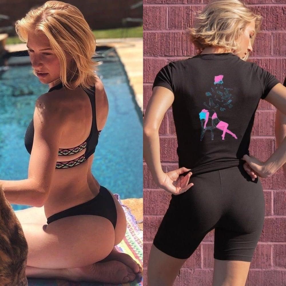 Courtney Miller ass