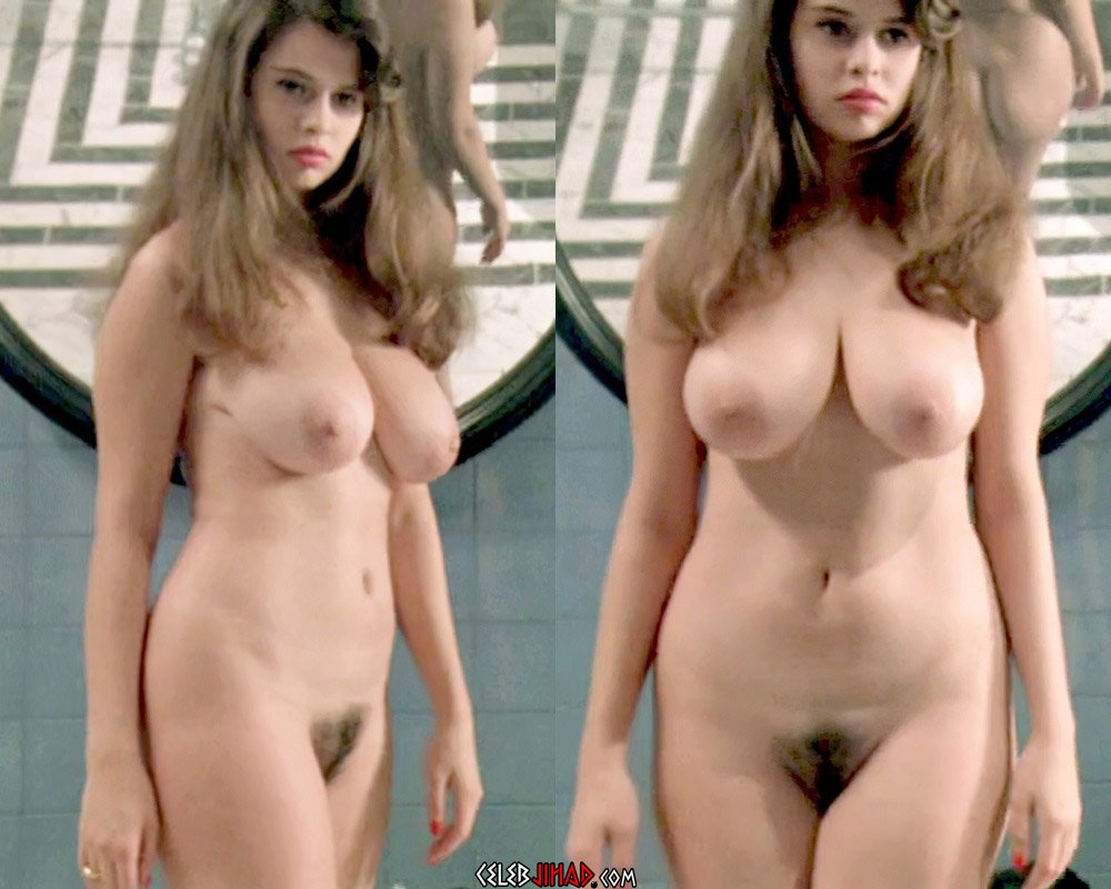 "Debora Caprioglio Nude Sex Scenes From ""Paprika"" Enhanced"