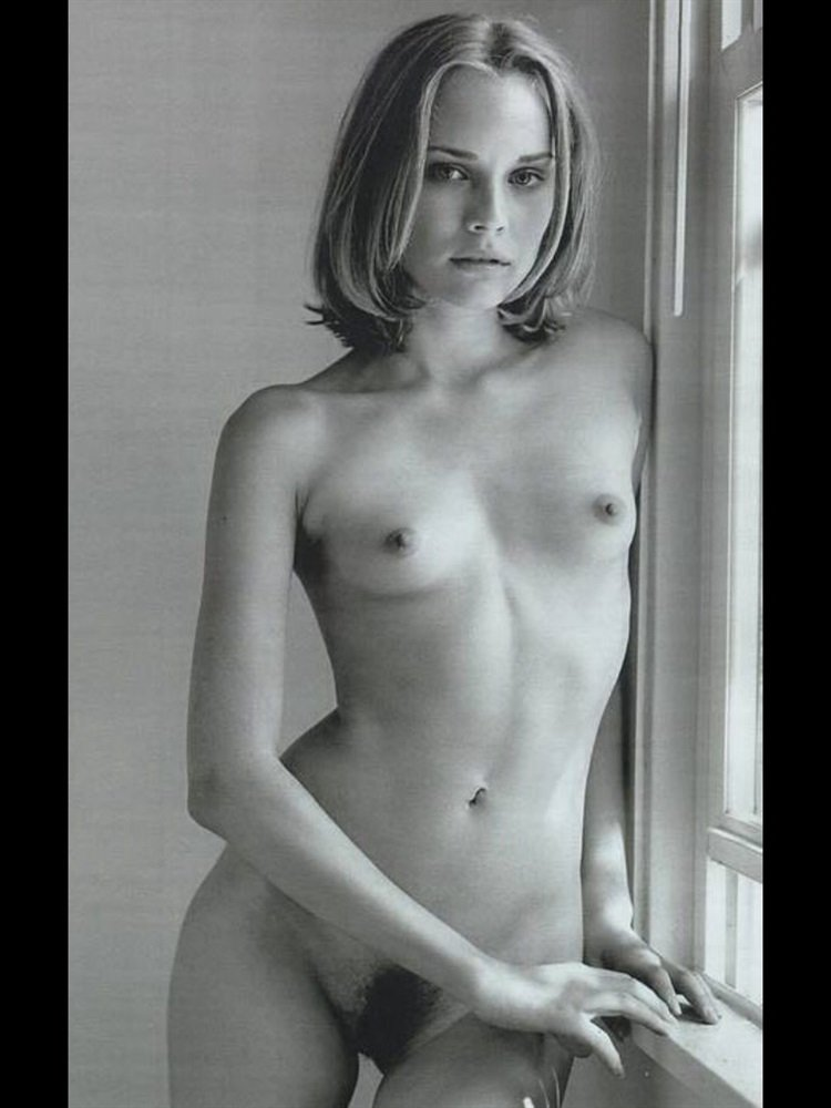 Young Diane Kruger Nude Photo Shoot Released