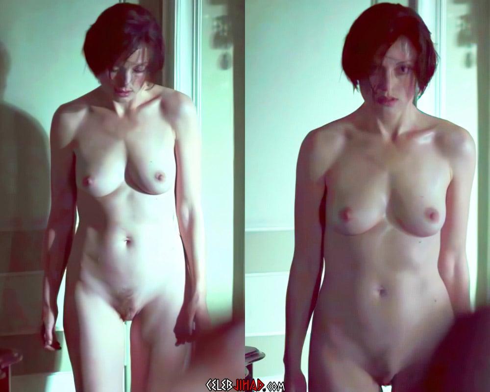 "Ekaterina Shcheglova Full Frontal Nude Sex Scene From ""Vertinsky"""