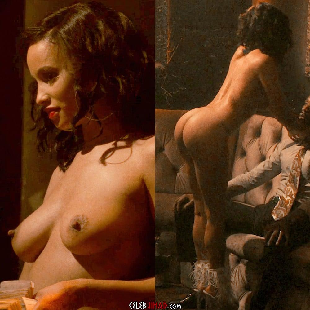 "Elarica Johnson Nude Highlights From ""P-Valley"""
