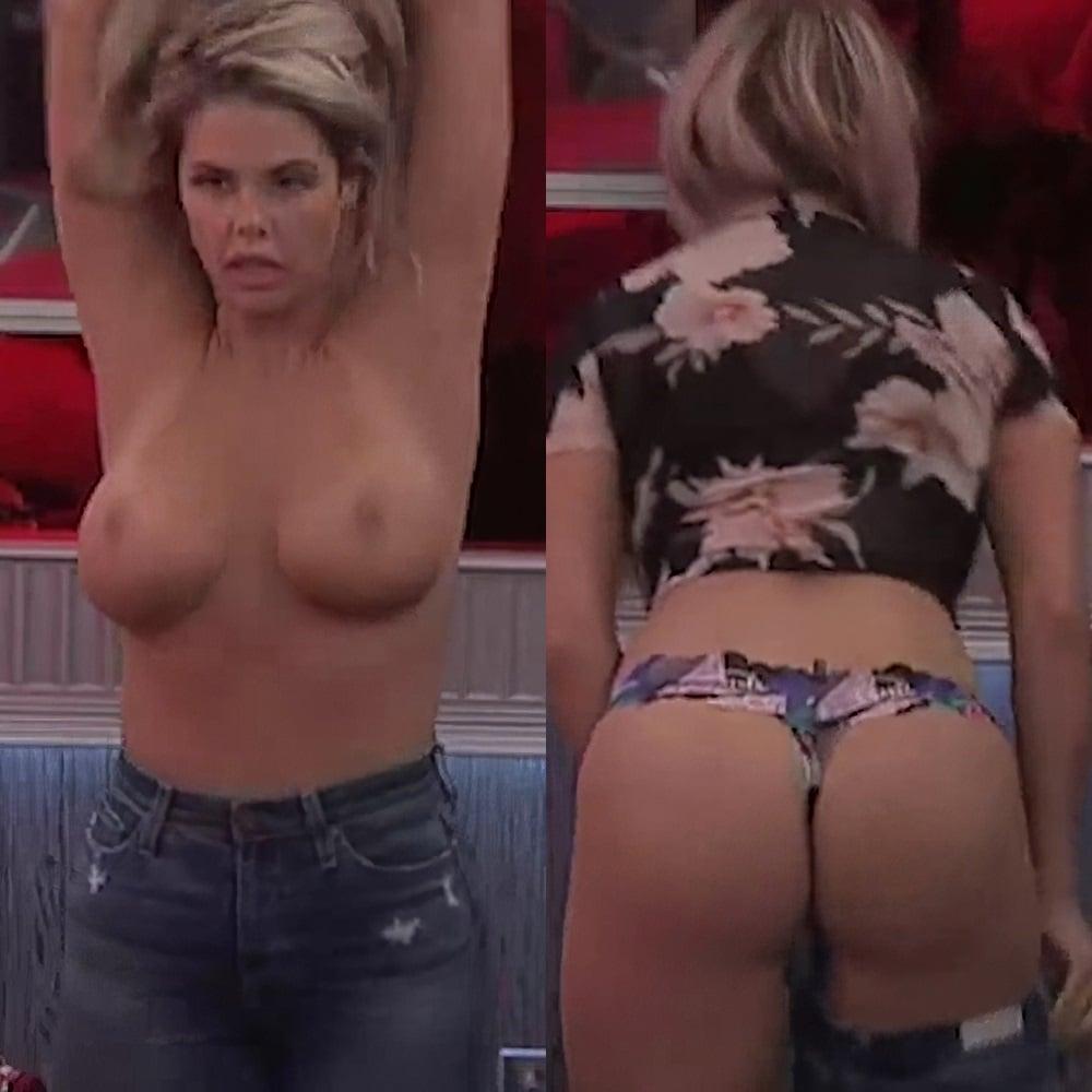 Elena Davies Nude All Natural Big Tits And Ass