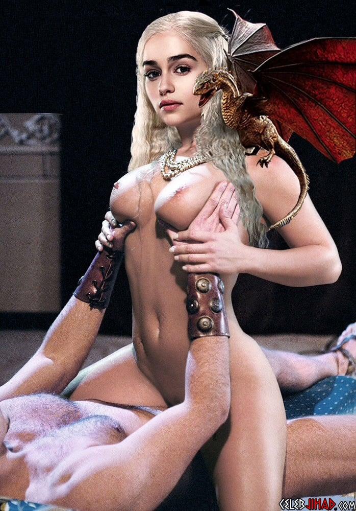 Emilia Clarke Nude Casting Couch Sex Tape