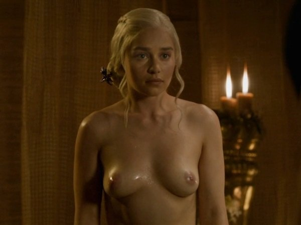 Emilia Clarke Nude And Sex Scene Compilation Video