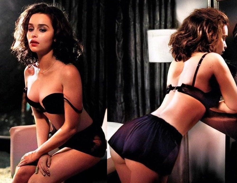 Emilia Clarke Blowjob Sex Scene