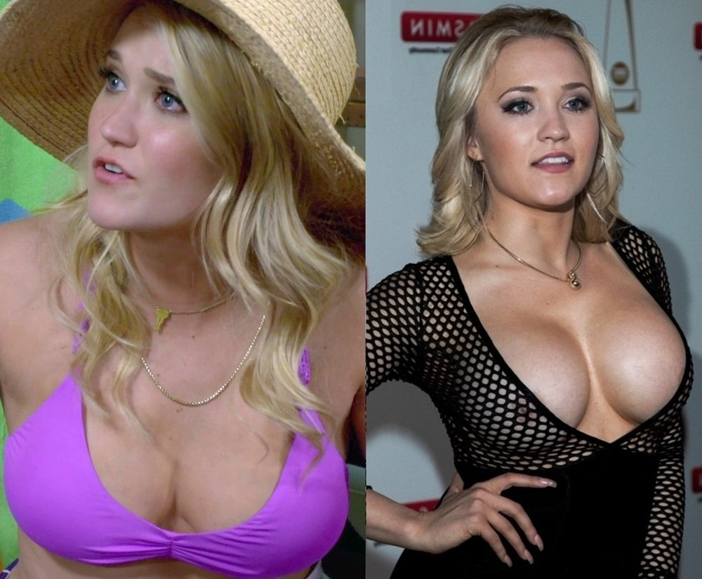 Emily osment nude
