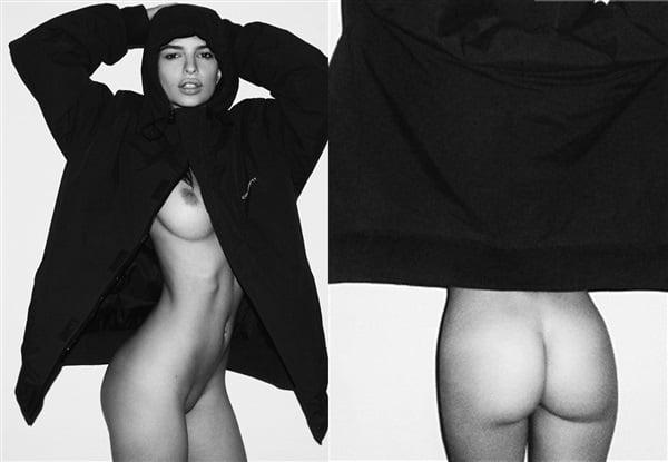 Emily ratajkowski and kim kardashian uncensored