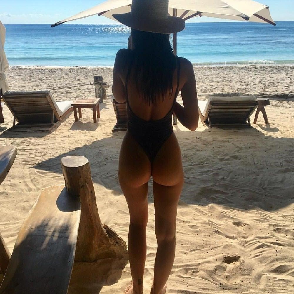 Bikini Thong Ass 65