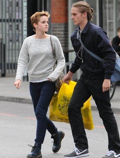 Emma Watson dyke