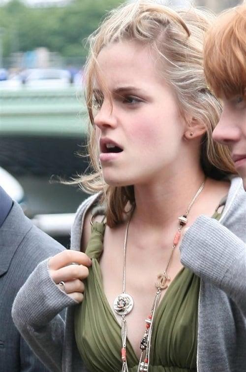 Emma Watson nipples