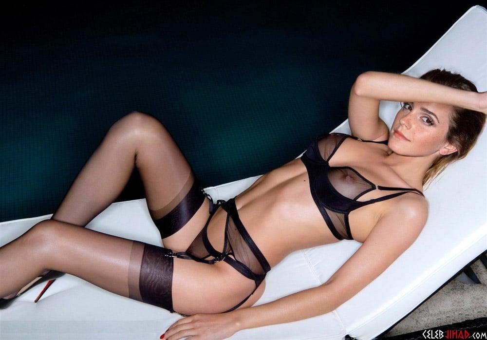 Emma Watson Fully Nude Sex Scene