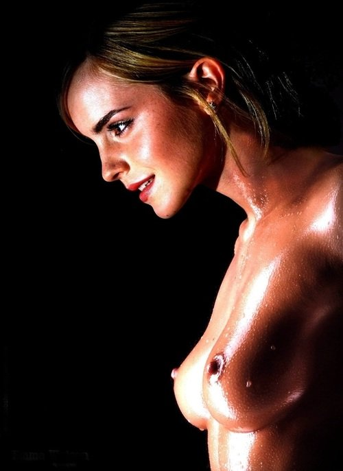 Emma watson naked boobs that can