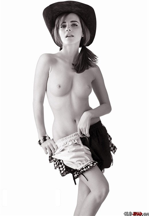 Emma watson nude photo shoot