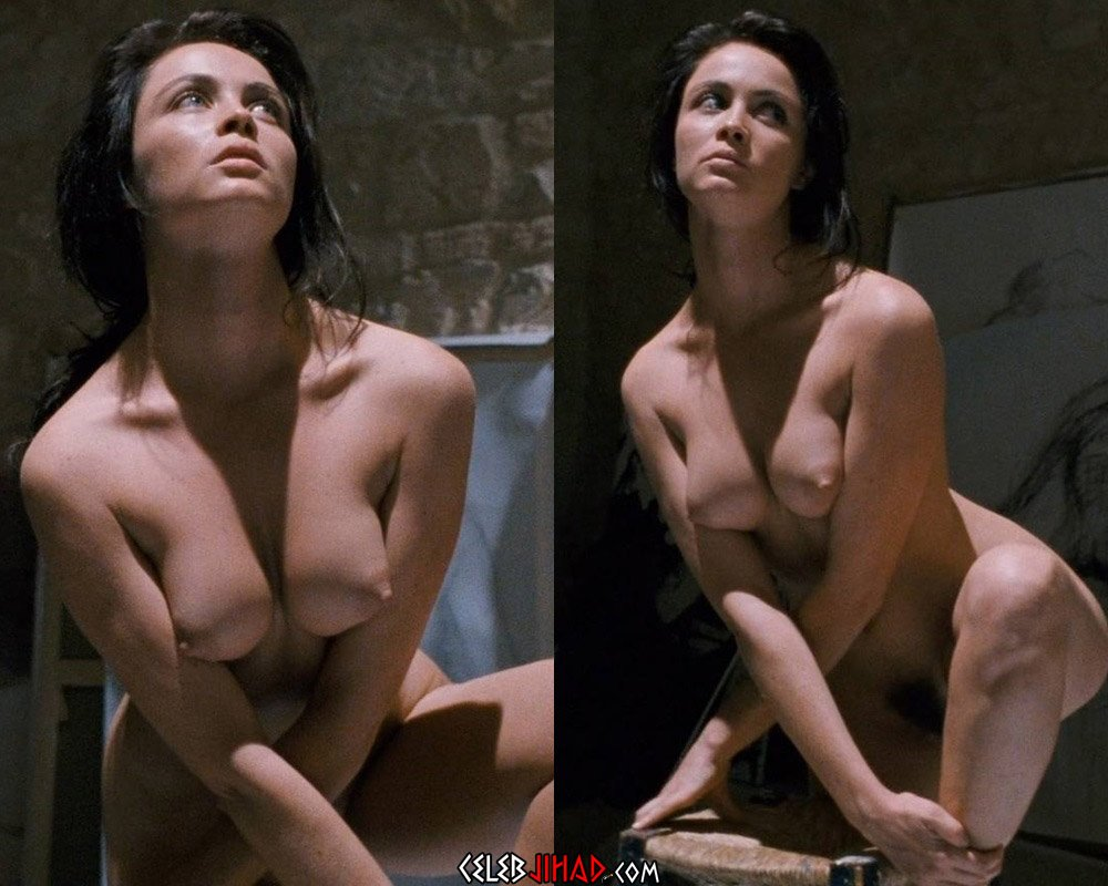 """Emmanuelle Béart Nude Scenes From """"The Beautiful Troublemaker"""""""
