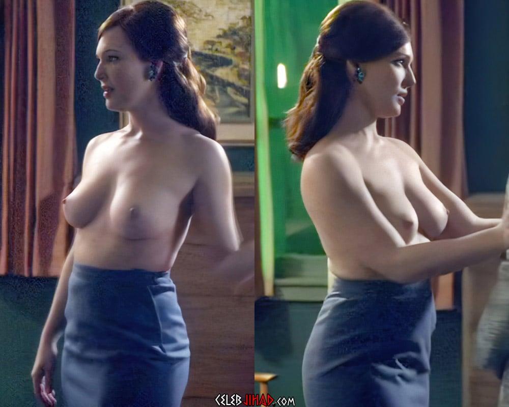 "Erin Cummings Nude Scene From ""Masters of Sex"""