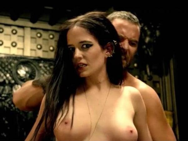 Hard anal sex bondage