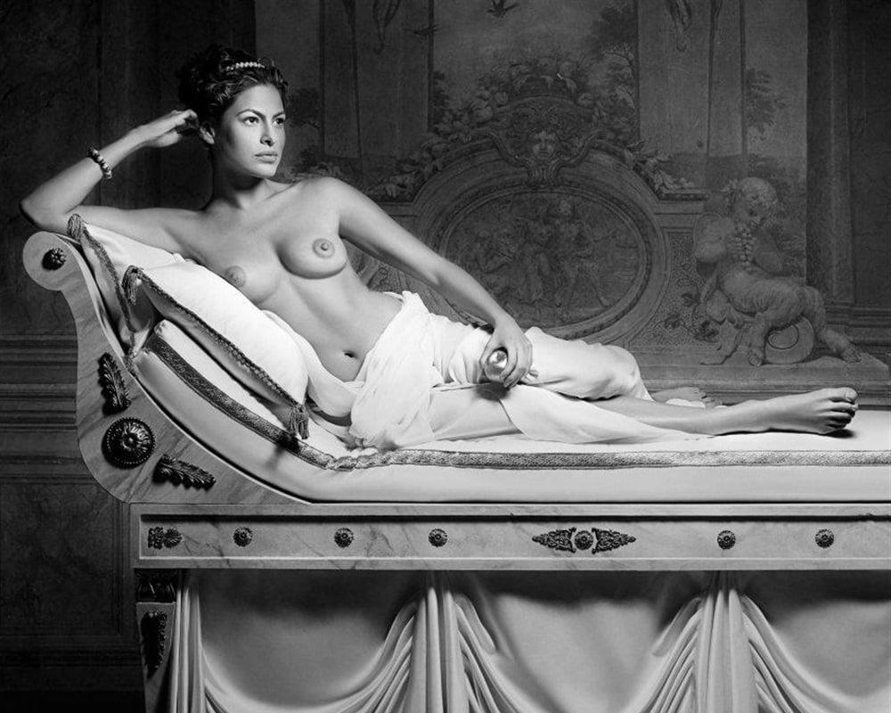 Eva mendes nude fakes