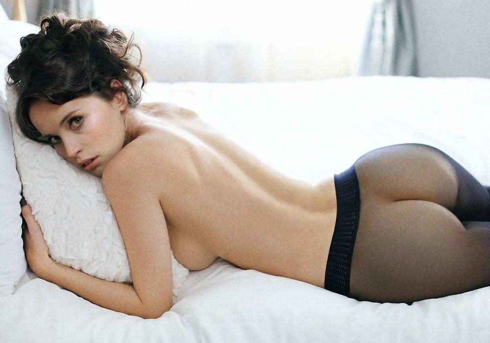 Felicity Jones Nackt
