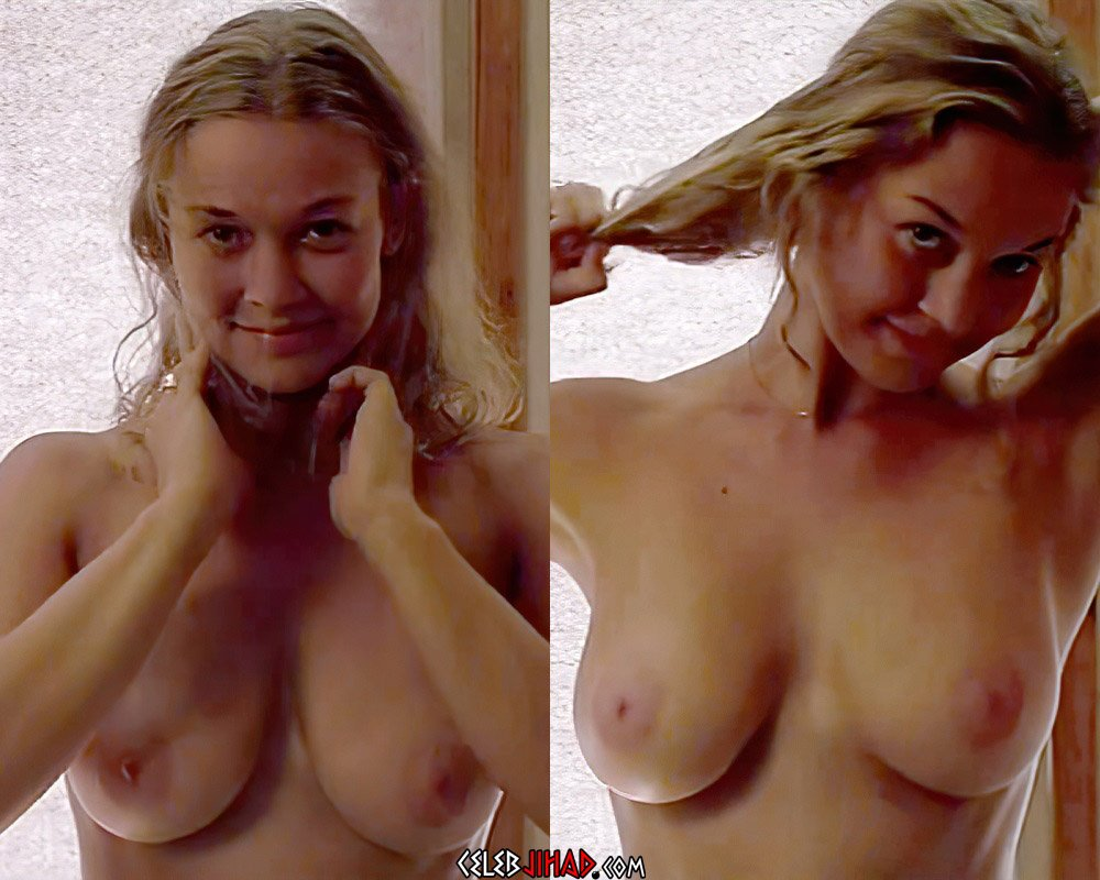 "Hana Kovarikova Nude Scene From ""Roming"""