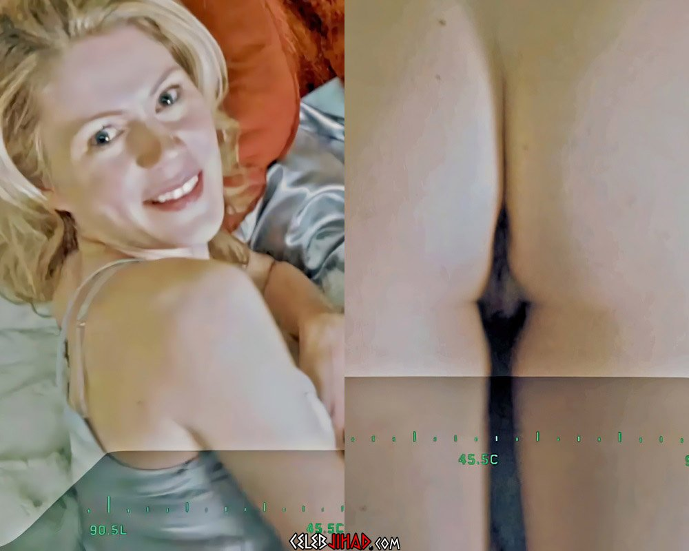 Hanna Alstrom Nude Butthole Scene Enhanced
