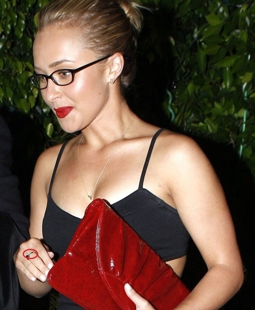 Proof That The Leaked Hayden Panettiere Vagina Pic Is Real