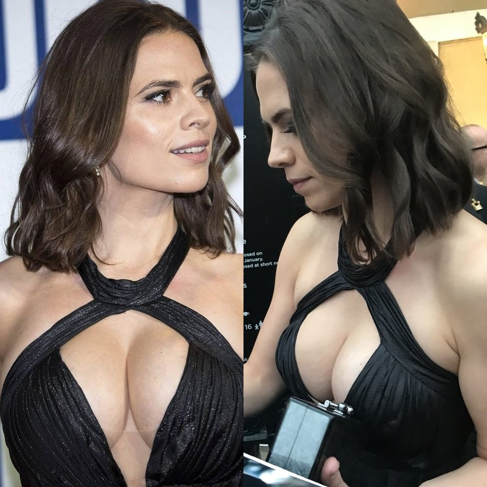 Hayley Atwell Nude Leak Preview-2069