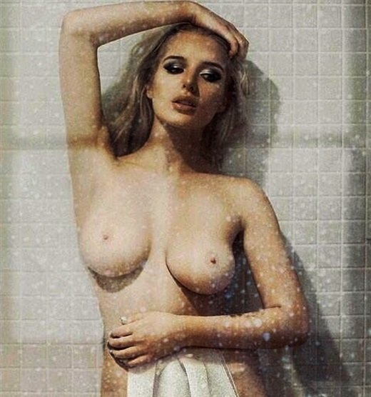 Helen Flanagan Finally Poses Completely Topless-2789