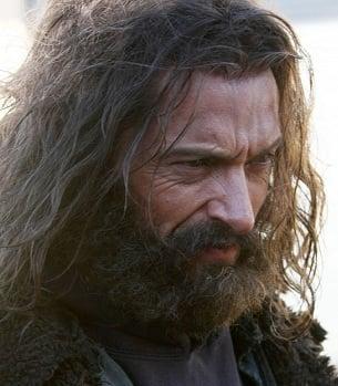 Hugh Jackman beard