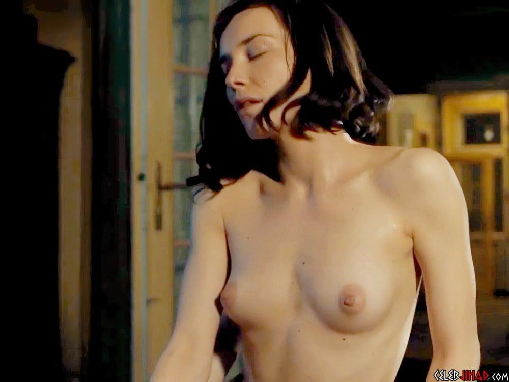 "Alice Henley Nude Sex Scene From ""Rome"""