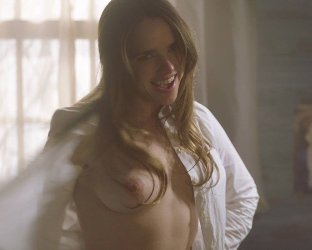 Jacqueline Byers nude topless