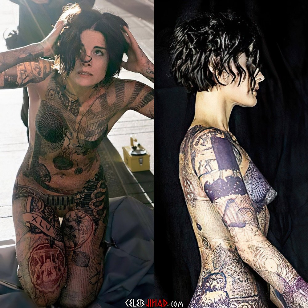 Jaimie Alexander Nude Nips And Pussy Lips Behind-The-Scenes Pics