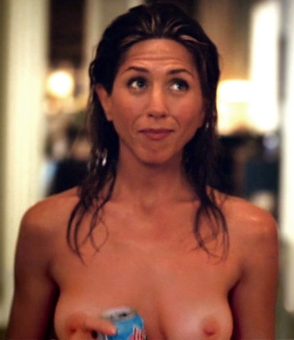Mine very Naked pic of jennifer aniston useful