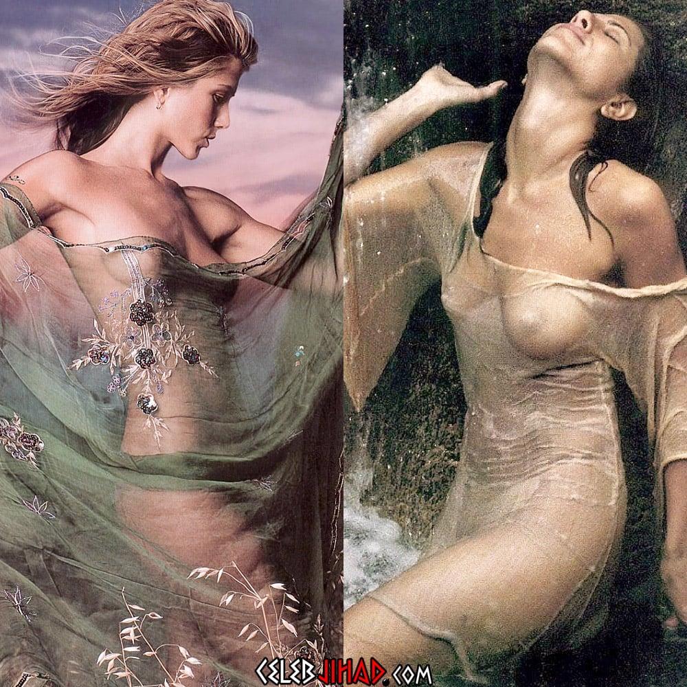 "Jennifer Aniston Nude Sex Scene From ""The Good Girl"" Enhanced In HD"