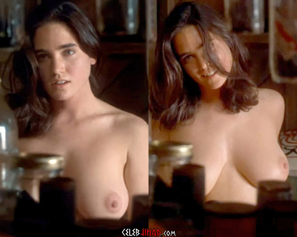 Jennifer Connelly Nude Sex Scene Remastered In 4K