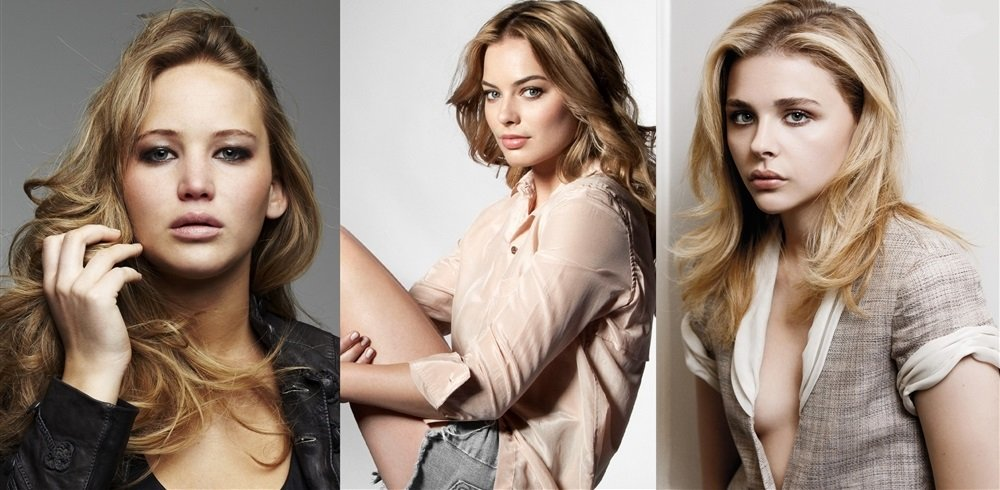 Who'd You Rather: Jennifer Lawrence, Margot Robbie, Chloe Moretz