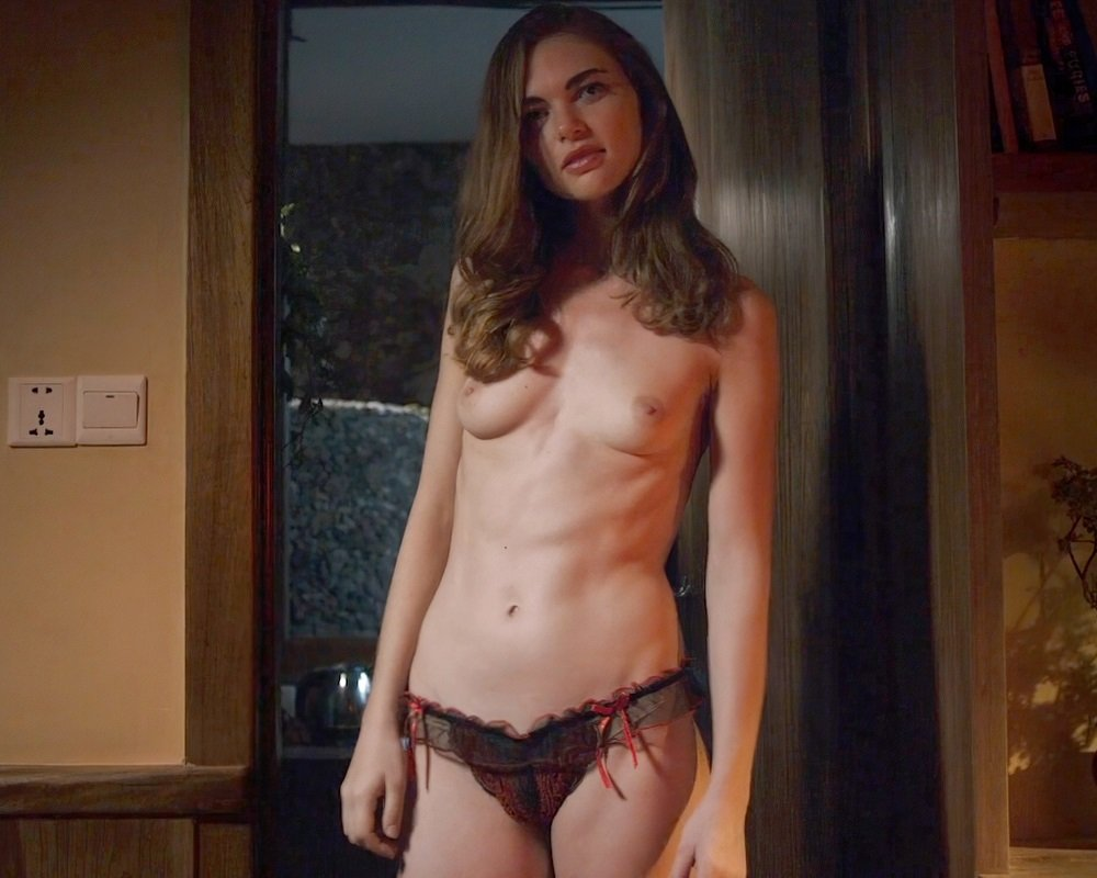 "Film Celeb Porn jenny boyd nude debut in ""hex"""