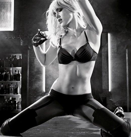 Jessica Alba Sin City Dame