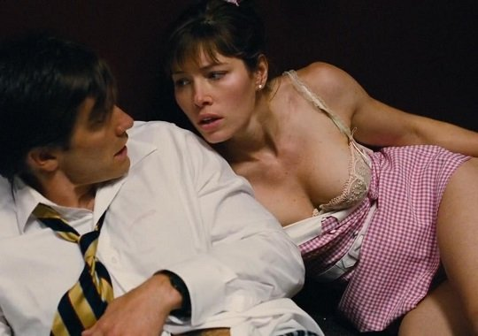 Movies jessica biel is naked in apologise, but