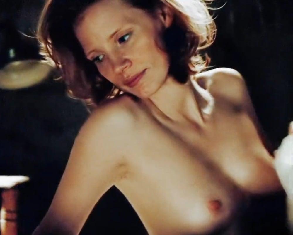 Chastain porn jessica Jessica Chastain