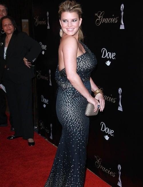 Jessica Simpson fat
