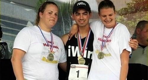 Joe Jonas Special Olympics