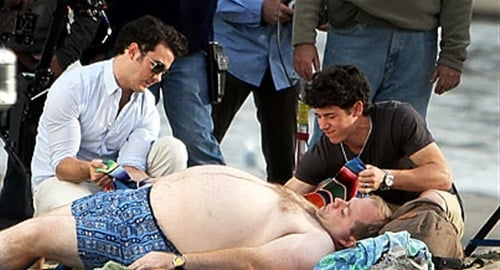 Jonas Brothers fat