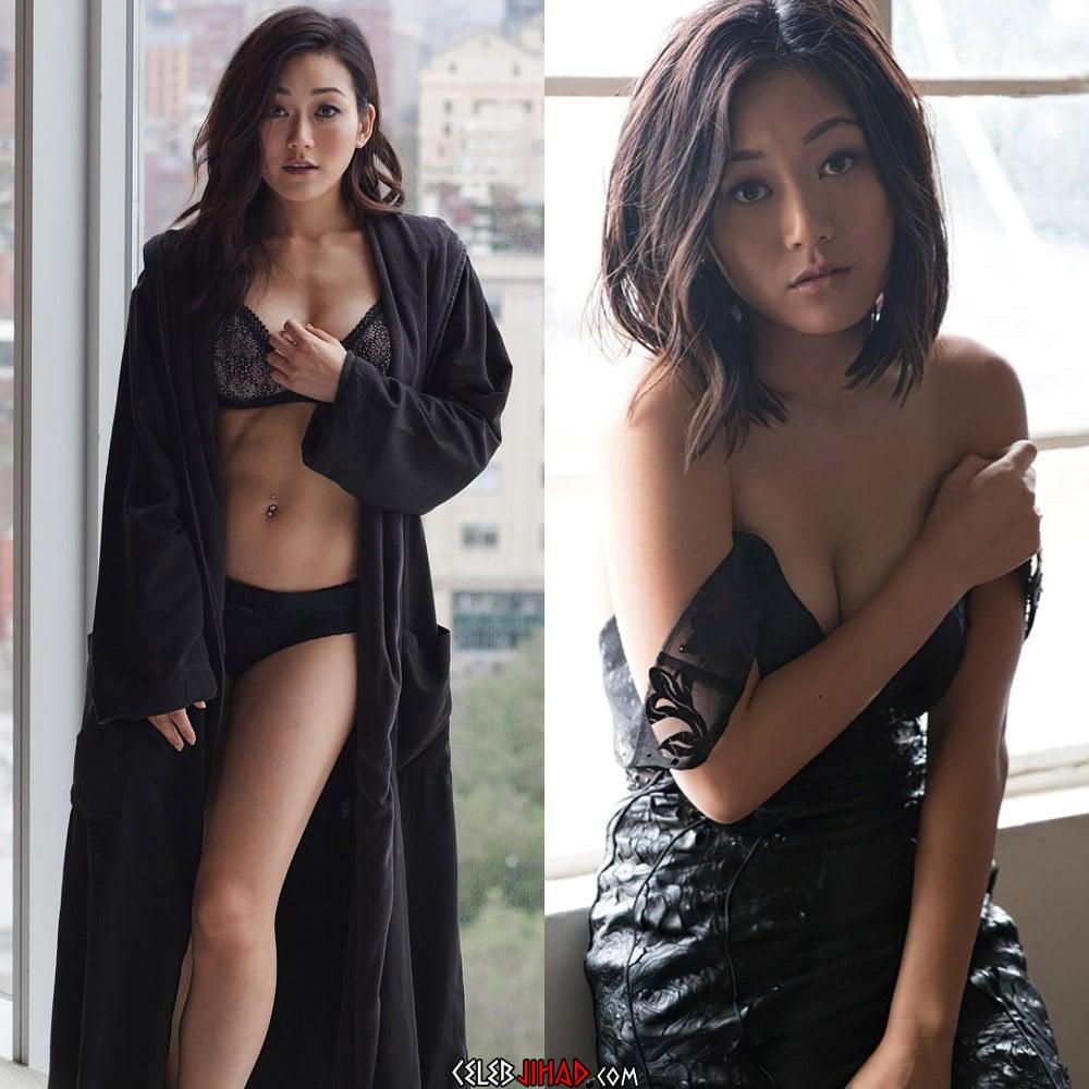 Nude fukuhara Karen Fukuhara