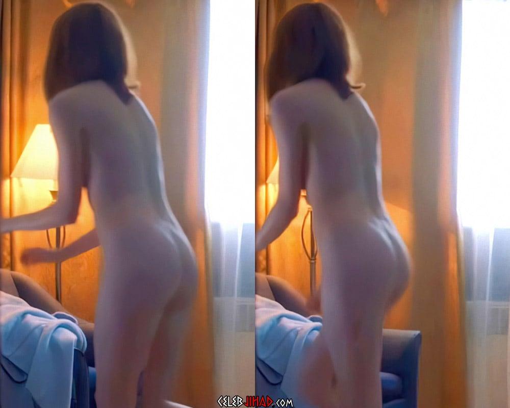 Karen Gillan Topless