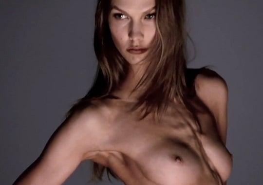 kloss naked Karlie