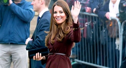 Kate Middleton Ready To Officially Announce Baby's Gender