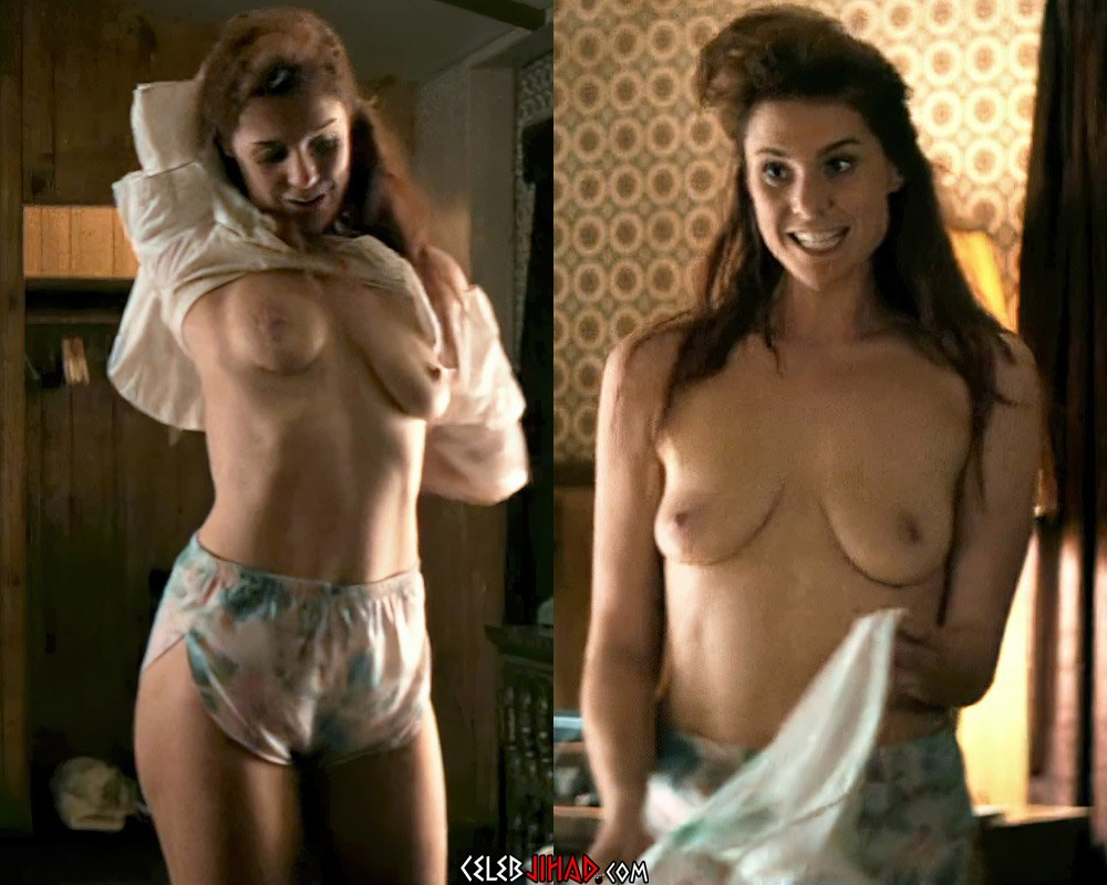 """Kate Nash Nude Scene From """"Glow"""" Color-Corrected"""