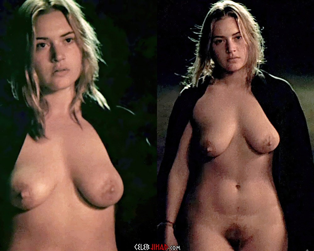 "Kate Winslet Full Frontal Nude Scenes From ""Holy Smoke"" Enhanced"