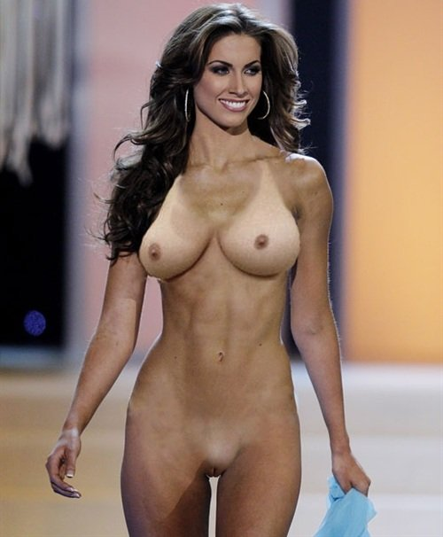 Miss Alabama Katherine Webb Naked Pic Leaked-4661