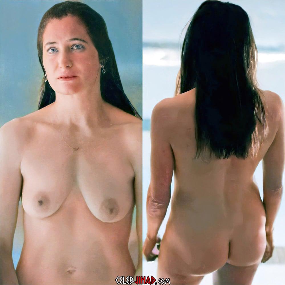 Kathryn Hahn  nackt